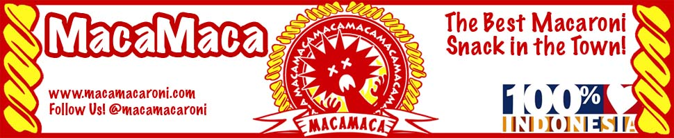 MacaMaca | Snack makaroni goreng teman nostalgia kamu
